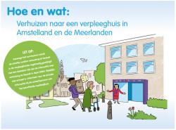 Hoe en wat: verhuizen naar een verpleeghuis in Amstelland en Meerlanden